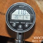 Влажность сухого лафета - уменьшилась в 5 раз!