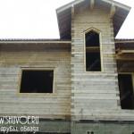 Обсада в брусовом доме, фото отчет № 1412 от компании Шувое