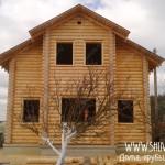 Подготовка оконных проемов и окосячка в деревянном доме, отчет № 1417