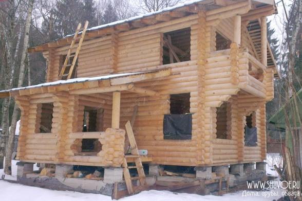 Обсада в деревянном доме - компания Шувое