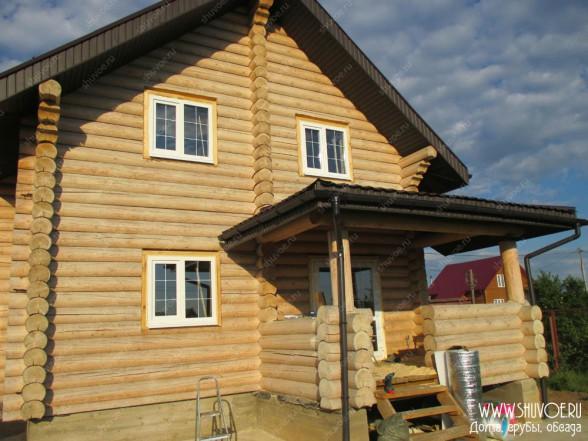 Правильная установка пластиковых окон в деревянном доме, фото 3