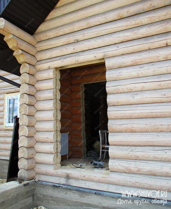 Правильная установка пластиковых окон в деревянном доме, фото 6