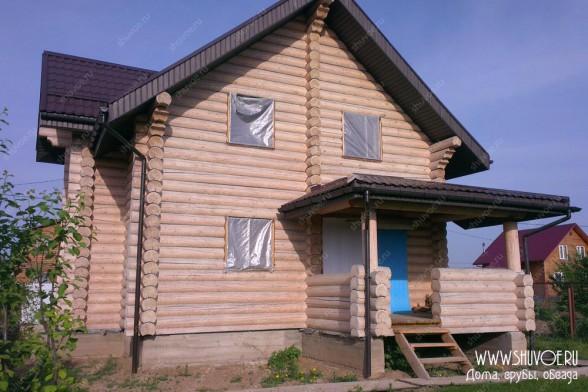 Правильная установка пластиковых окон в деревянном доме, фото 2