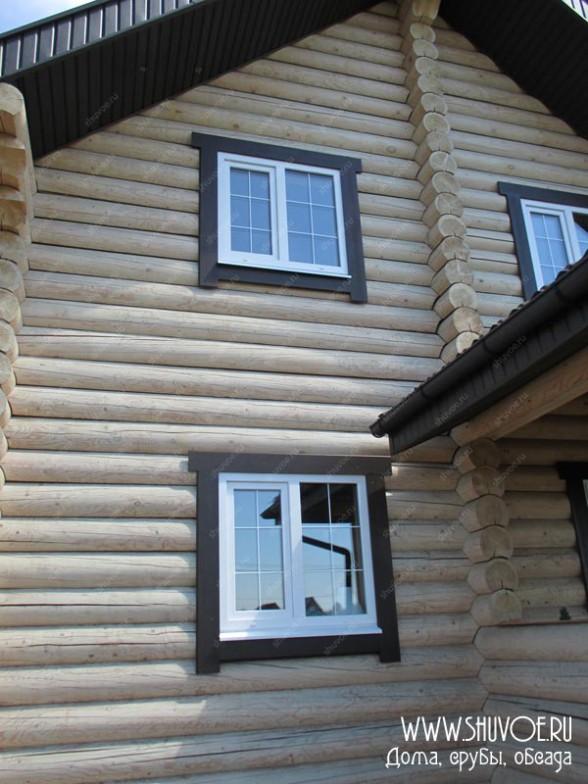 Правильная установка пластиковых окон в деревянном доме, фото 11