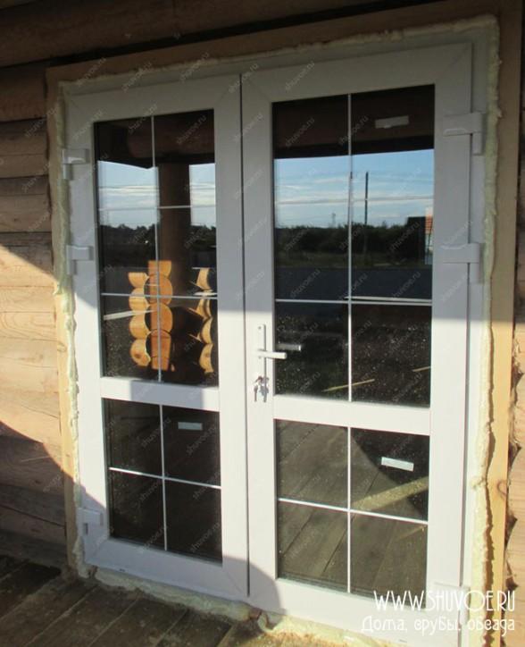 Правильная установка пластиковых окон в деревянном доме, фото 7