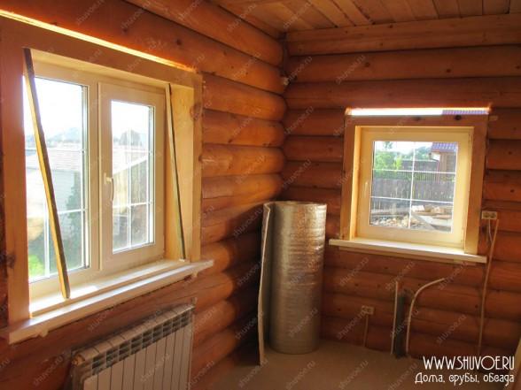 Правильная установка пластиковых окон в деревянном доме, фото 9