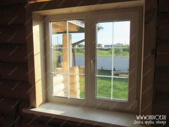 Правильная установка пластиковых окон в деревянном доме, фото 8