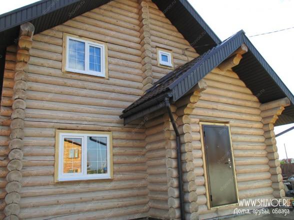 Правильная установка пластиковых окон в деревянном доме, фото 5