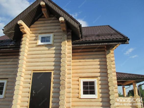 Правильная установка пластиковых окон в деревянном доме, фото 4