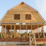 Строительство каркасного дома 8 на 10