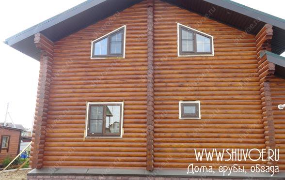 Как установить окна в деревянном доме?