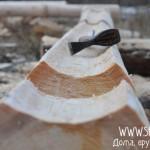 Тесло - инструменты для рубки срубов