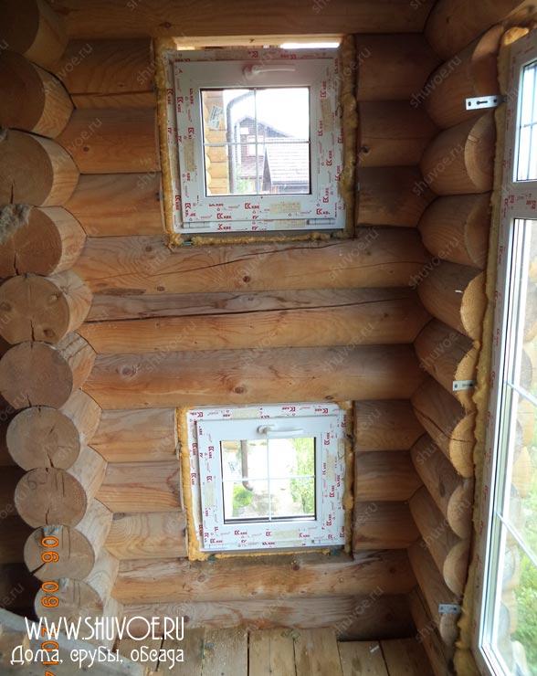 Установка пластиковых окон без обсады - смертельная ошибка для дома
