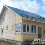 Отделка веранды и внутренняя отделка деревянного дома