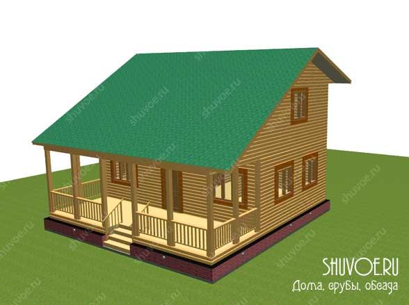 Моделирование дома перед строительством