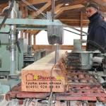 Производства бруса 150 150 в Шувое